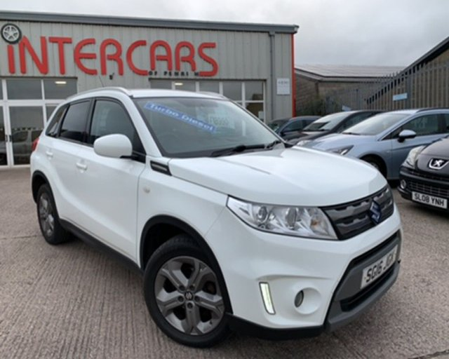 View our SUZUKI VITARA