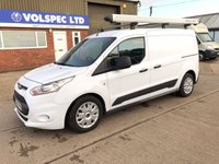 USED 2015 65 FORD TRANSIT CONNECT 1.6 210 TREND L2 LWB 95 BHP 3 SEATS