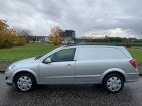USED 2013 13 VAUXHALL ASTRA 1.7 CDTi 16v Sportive Panel Van 3dr Bargain ! Full MOT ! No VAT !