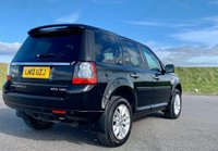 USED 2012 12 LAND ROVER FREELANDER 2.2 SD4 HSE 4X4 5dr LOW MILES! PRIVACY! SAT NAV!