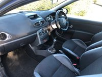 USED 2010 60 RENAULT CLIO 1.5 GT DCI 3d 105 BHP Outstanding looking car..not many around