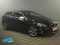 USED 2015 65 VOLVO V40 1.5 T2 R-DESIGN 5d AUTO  * 0% Deposit Finance Available