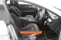 USED 2011 61 MERCEDES-BENZ CLS CLASS 3.0 CLS350 CDI BLUEEFFICIENCY 4d AUTO 265 BHP Parking Sensors- Sat Nav