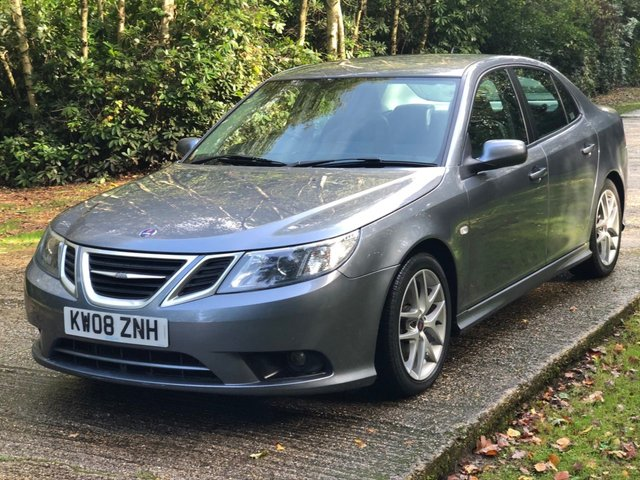 USED 2008 08 SAAB 9-3 1.9 VECTOR SPORT TTID 4d 177 BHP LOW MILEAGE FINANCE ME TODAY-UK DELIVERY & PX POSSIBLE