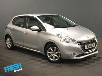 2013 PEUGEOT 208 1.4 HDI ACTIVE  £4500.00