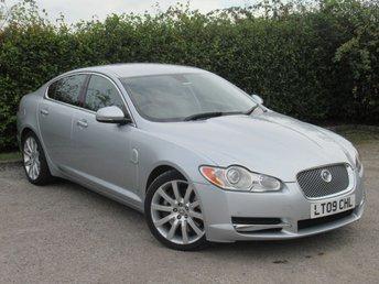 2009 JAGUAR XF 3.0 V6 PREMIUM LUXURY 4d £7500.00