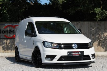 2018 VOLKSWAGEN CADDY 2.0 C20 TDI HIGHLINE 101 BHP £19995.00