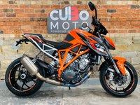 USED 2015 65 KTM SUPERDUKE 1290 SUPERDUKE R  Full Akrapovic Exhaust System