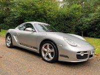 2006 PORSCHE CAYMAN 3.4 24V S 2d 295 BHP £12495.00