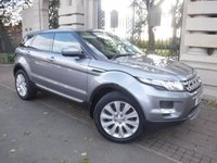 USED 2014 14 LAND ROVER RANGE ROVER EVOQUE 2.2 SD4 PRESTIGE LUX 5d 190 BHP *HUGE SPEC*PANORAMIC ROOF*DUAL VIEW TV*HEATED FRONT AND REAR SEATS*360 CAMERAS*DAB*