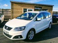 USED 2011 SEAT ALHAMBRA 2.0 CR TDI ECOMOTIVE SE 5d 140 BHP ****FINANCE AVAILABLE****