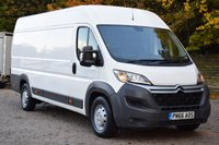 2016 CITROEN RELAY 2.0 35 HEAVY L4H2 ENTERPRISE BLUEHDI 129 BHP £8950.00