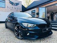 USED 2016 16 BMW 4 SERIES 3.0 430D XDRIVE M SPORT GRAN COUPE 4d 255 BHP
