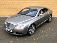 USED 2005 BENTLEY CONTINENTAL MULLINER GT // 6.0L // 2d // AUTO // 550 BHP // px swap A BEAUTIFUL FULLY LOADED EXAMPLE
