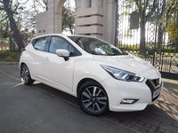 USED 2018 18 NISSAN MICRA 1.0 ACENTA 5d 70 BHP ****FINANCE ARRANGED****PART EXCHANGE WELCOME**CAR PLAY*LANE KEEP*CRUISE*A/C*NISSAN WARRANTY UNTIL 30/06/2021