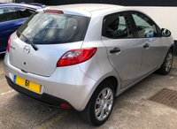 USED 2012 61 MAZDA 2 1.3 TS 5DR 75 BHP, ONLY £30 ROAD TAX. EXTREMELY LOW RUNNING COSTS & 12 MONTHS MOT