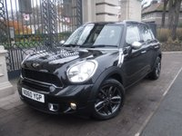 USED 2011 60 MINI COUNTRYMAN 1.6 COOPER S 5d 184 BHP *FINANCE ARRANGED*PART EXCHANGE WELCOME*HEATED SEATS*DAB*BLUETOOTH*A/C*SERVICE HISTORY*REAR PARKING SENSOR