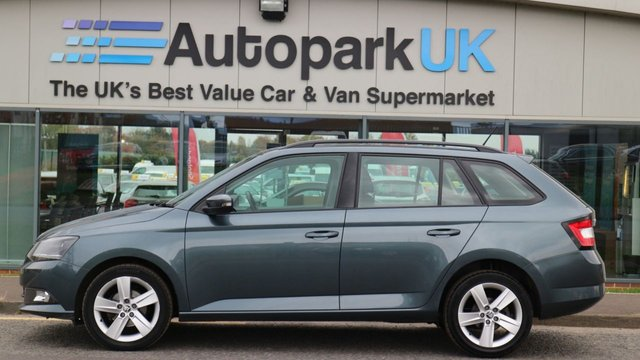 USED 2016 16 SKODA FABIA 1.4 SE L TDI 5d 89 BHP LOW DEPOSIT OR NO DEPOSIT FINANCE AVAILABLE