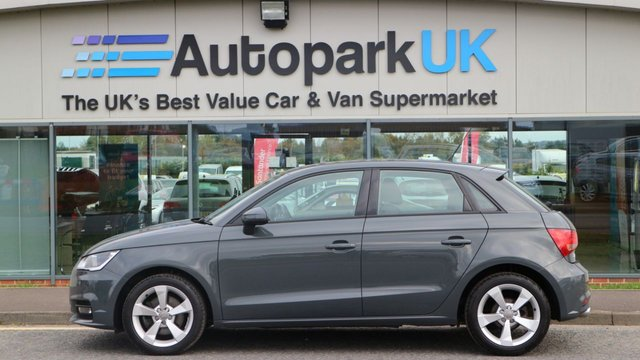 USED 2016 16 AUDI A1 1.6 SPORTBACK TDI SPORT 5d 114 BHP LOW DEPOSIT OR NO DEPOSIT FINANCE AVAILABLE