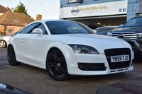 USED 2009 59 AUDI TT 2.0 TFSI 3d 200 BHP COUPE NO DEPOSIT FINANCE AVAILABLE
