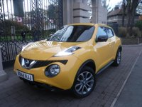 USED 2014 64 NISSAN JUKE 1.5 TEKNA DCI 5d 110 BHP *FINANCE ARRANGED*PART EXCHANGE WELCOME*£20 TAX*LEATHER*NAV*PAN ROOF*CRUISE*STOP/START*BTOOTH*DAB*AIRCON