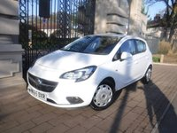 USED 2015 65 VAUXHALL CORSA 1.2 DESIGN 5d 69 BHP *** FINANCE & PART EXCHANGE WELCOME *** 1 OWNER FORM NEW BLUETOOTH PHONE AIR/CON CRUISE CONTROL DAB RADIO AUX & USB SOCKETS