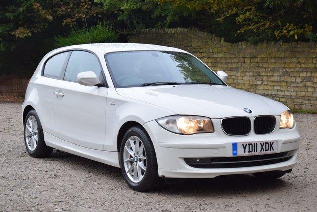 USED 2011 11 BMW 1 SERIES 2.0 116D SE 3d 114 BHP