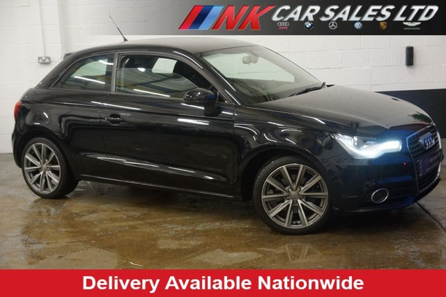 2011 11 AUDI A1 1.6 TDI SPORT 3d 103 BHP EXENONS LIGHTS  SOLD TO VICTORIA