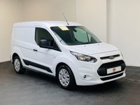 USED 2015 65 FORD TRANSIT CONNECT 1.6 TDCI 95 200 L1 TREND P/V 94 BHP LOW MILES + 2 KEYS + COLOUR CODED BUMPER + FINANCE ?