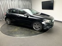 USED 2014 63 MERCEDES-BENZ A CLASS 1.8 A180 CDI BLUEEFFICIENCY SPORT 5d AUTO 109 BHP **FREE UK DELIVERY, AIR CONDITIONING, AUTOMATIC HEADLIGHTS, BLUETOOTH INTERFACE FOR HANDS FREE TELEPHONE, CLIMATE CONTROL, CRUISE CONTROL, DAYTIME RUNNING LIGHTS, DRIVE PERFORMANCE CONTROL, ELECTRONIC PARKING BRAKE, GEARSHIFT PADDLES, STEERING WHEEL CONTROLS, TRIP COMPUTER