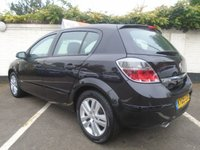 USED 2009 09 VAUXHALL ASTRA 1.6 SXI 5d 115 BHP GUARANTEED TO BEAT ANY 'WE BUY ANY CAR' VALUATION ON YOUR PART EXCHANGE