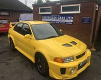 USED 2002 R MITSUBISHI LANCER 2.0 EVOLUTION V/VI - IMPORT 4d 280 BHP EVO V 5 UK OWNER LAST 17 YEARS, GARAGED,STANDARD, 67K MILES