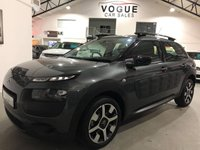 2014 CITROEN C4 CACTUS 1.6 BLUEHDI FEEL 5d 98 BHP £6995.00