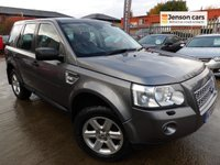 2009 LAND ROVER FREELANDER 2.2 TD4 GS 5d 159 BHP £4490.00