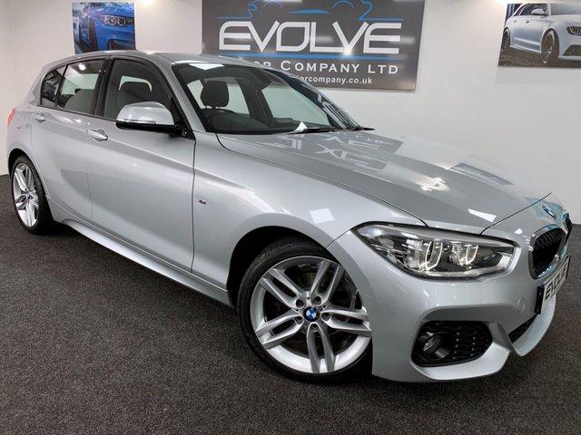 2016 66 BMW 1 SERIES 1.5 116D M SPORT 5d AUTO 114 BHP