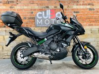 USED 2017 17 KAWASAKI VERSYS 650 ABS KLE 650 FHF Restricted for A2 License