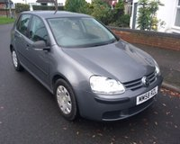 USED 2008 58 VOLKSWAGEN GOLF 1.4 S 5d 79 BHP