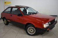 1984 NISSAN CHERRY TURBO PULSAR 1.5 £7995.00