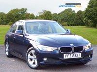 USED 2013 BMW 3 SERIES 1.6 320I EFFICIENTDYNAMICS 4d 168 BHP
