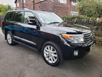 2015 TOYOTA LAND CRUISER V8