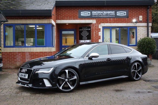 View our AUDI RS7