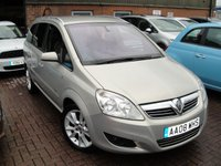 USED 2008 08 VAUXHALL ZAFIRA 1.9 ELITE CDTI 5d AUTO 148 BHP ANY PART EXCHANGE WELCOME, COUNTRY WIDE DELIVERY ARRANGED, HUGE SPEC