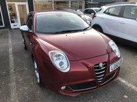 2010 ALFA ROMEO MITO 1.4 VELOCE 16V 3d 95 BHP £3295.00