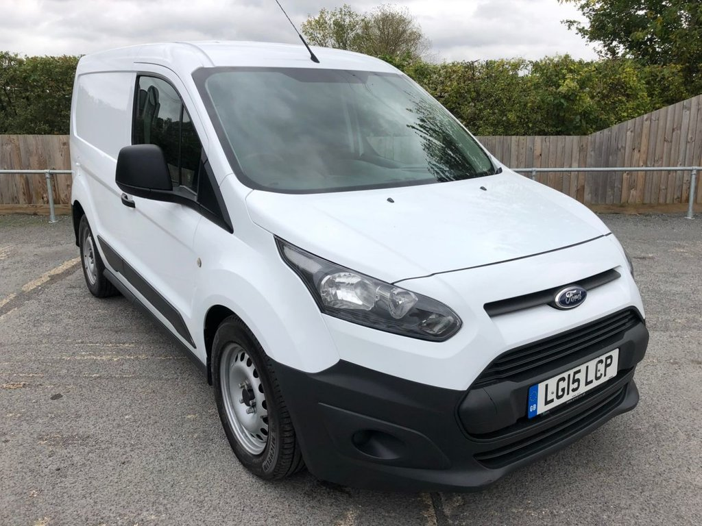 USED 2015 15 FORD TRANSIT CONNECT 1.6TDCI T220 L1