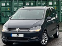USED 2012 62 VOLKSWAGEN SHARAN 2.0 TSI SEL DSG 5dr DAB/Cruise/HeatedSeats/Cruise
