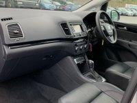 USED 2014 64 SEAT ALHAMBRA 2.0 TDI SE Lux DSG (s/s) 5dr ReverseCam/ Nav/PanRoof