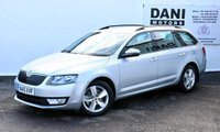 USED 2015 15 SKODA OCTAVIA 1.6 TDI CR Elegance DSG 5dr 1 OWNER*SATNAV*PARKING AID