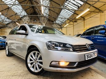 2014 VOLKSWAGEN PASSAT 2.0 TDI BlueMotion Tech Executive DSG (s/s) 5dr £7491.00