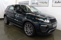 USED 2016 66 LAND ROVER RANGE ROVER EVOQUE 2.0 TD4 HSE Dynamic Auto 4WD (s/s) 5dr PAN ROOF! 1 PRV.OWNER! EURO 6!
