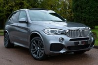USED 2015 65 BMW X5 3.0 40d M Sport Auto xDrive (s/s) 5dr [PAN ROOF+CAMERA+7 SEATER+NAV]